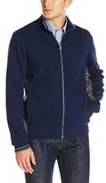 Cutter & Buck Men's Heritage Colorblock Full Zip Sweatshirt
