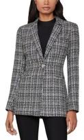 BCBGMAXAZRIA Tweed Blazer