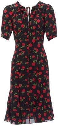 Michael Kors Black Silk Dresses