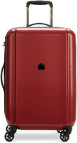 "Delsey EZ Glide 21"" Carry-On Expandable Hardside Spinner Suitcase"