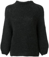 Humanoid chunky knit sweater
