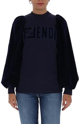Fendi FF Logo Sweatshirt