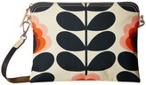 Orla Kiely Summer Flower Stem Travel Pouch Travel Pouch