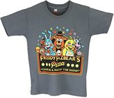 Character Boys' Five Nights At Freddy's Short Sleeved T-shirt