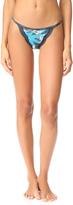 Calvin Klein Underwear CK ID Sheer Marq Lace Thong