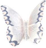 Nao by Lladro Gentle Lavender Butterfly Collectible Figurine