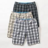 Nevada Plaid Shorts