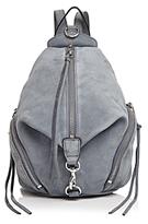 Rebecca Minkoff Julian Medium Nubuck Backpack