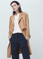 Mango Outlet Patch pockets trousers