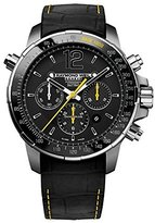Raymond Weil Men's 'Nabucco' Swiss Automatic Stainless Steel and Rubber Casual Watch, Color:Black (Model: 7850-TIR-05207)