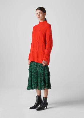 Cashmere Cable Knit