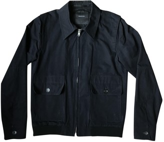 Surface to Air Blue Cotton Jackets
