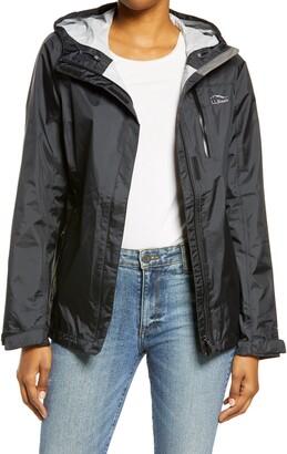 L.L. Bean Trail Model Water Resistant Packable Rain Jacket
