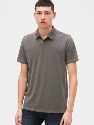Gap Vintage Soft Polo Shirt Shirt