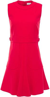 RED Valentino Flared Cady Mini Dress