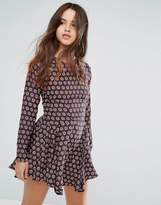 Louche Billie Printed Dress