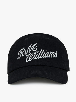 R.M. Williams Script Cap