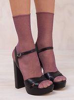 Lipstik New Women's Black Bria Heels