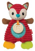 Infantino Go GaGa Fox Cuddly Teether