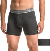 Columbia Cotton Stretch Boxer Briefs - 2-Pack (For Men)