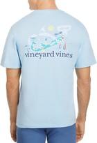 Vineyard Vines Bermuda Whale Pocket Tee