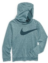 Nike Toddler Boy's Swoosh Dri-Fit Hoodie
