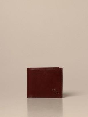 The Bridge Men's Story Wallet In Leather