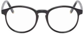 RetroSuperFuture Black Numero 01 Glasses