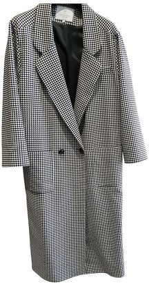 Carolina Ritzler Multicolour Wool Coats