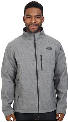 The North Face Apex Bionic 2 Jacket (Asphalt Grey/TNF Black) Men's Coat