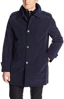 Tommy Hilfiger Men's Loma 4 Button with Bib and Zipper