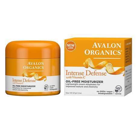 Avalon Vitamin C Rejuvenating Oil-Free Moisturizer