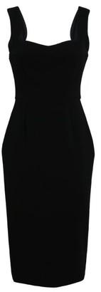 Victoria Beckham Sweetheart-Neck Dress