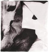 Ann Demeulemeester dog print scarf - women - Silk - One Size