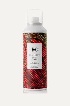 R+CO RCo - Neon Lights Dry Oil Spray, 118ml - Colorless