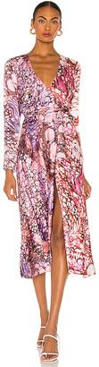Diane von Furstenberg Tilly Midi Dress