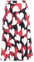Moschino Boutique 3/4 Length Skirt