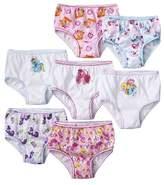 My Little Pony 7 Pack Underwear, Toddler Girls' Little Pony