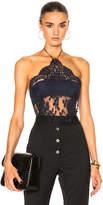 La Perla for FWRD Freesia Bodysuit