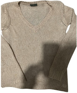 Fred Perry Pink Wool Knitwear for Women