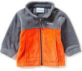 Columbia 3-24 Months Steens Mt. II Color Block Fleece Jacket
