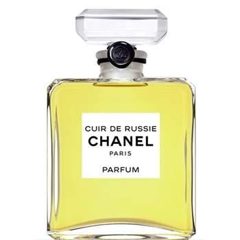 Chanel Cuir De Russie , Cuir De Russie Parfum