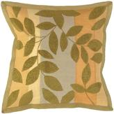 Artistic Weavers LeavesG2 18 in. x 18 in. Decorative Down Pillow
