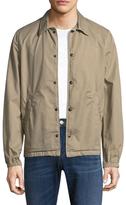 Save Khaki Twill Warm Up Cotton Jacket