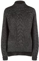 Amanda Wakeley Chunky Cable Knit Sweater
