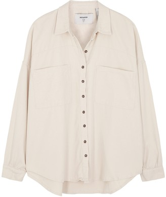 One Teaspoon Trucker ivory cotton jacket