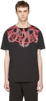 Marcelo Burlon County of Milan Black Roberto T-shirt