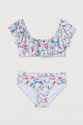 H&M Off-the-shoulder bikini