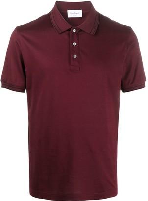Salvatore Ferragamo Cotton Polo Shirt
