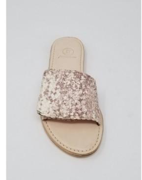 N.Y.L.A. Premium Avalon Slide Sandal Women's Shoes